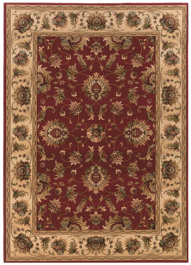 Oriental Weavers Knightsbridge 211v5 Red Rug