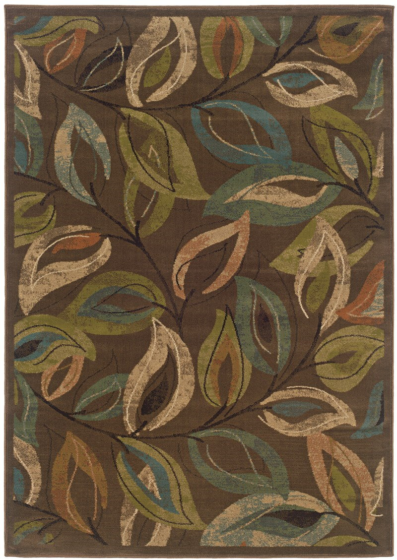 Oriental Weavers Emerson 1999a Brown Rug