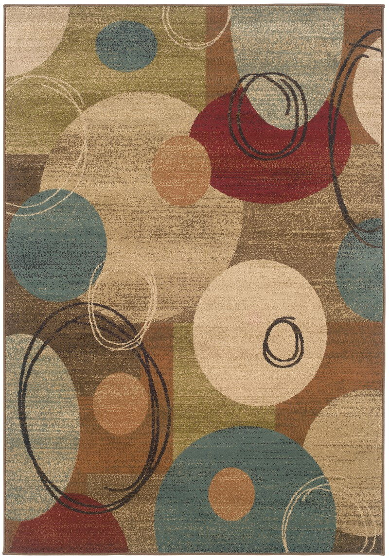 Oriental Weavers Emerson 2279a Gold Rug
