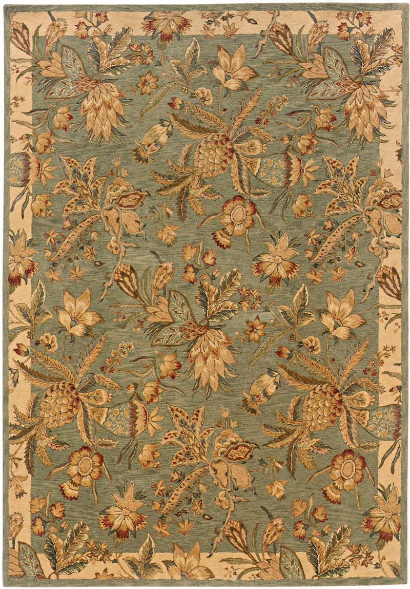 Oriental Weavers Huntley 19103 Blue Rug