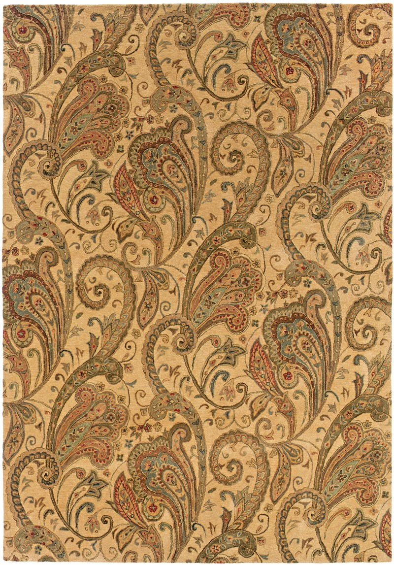 Oriental Weavers Huntley 19105 Beige Rug