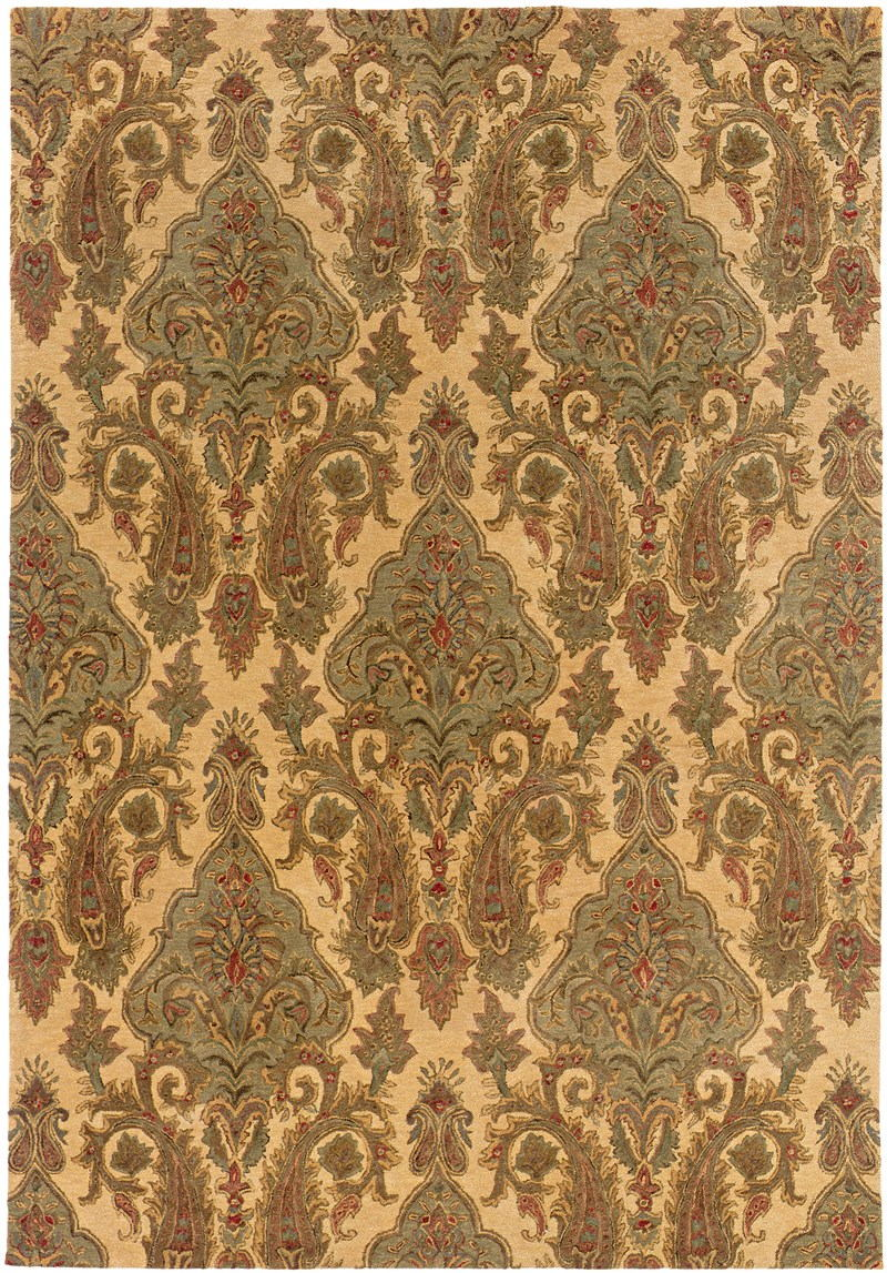 Oriental Weavers Huntley 19106 Beige Rug