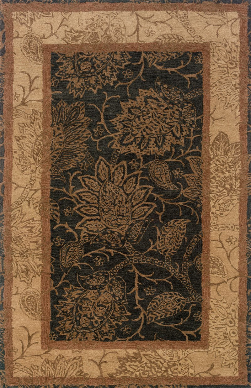 Oriental Weavers Huntley 19107 Grey Rug