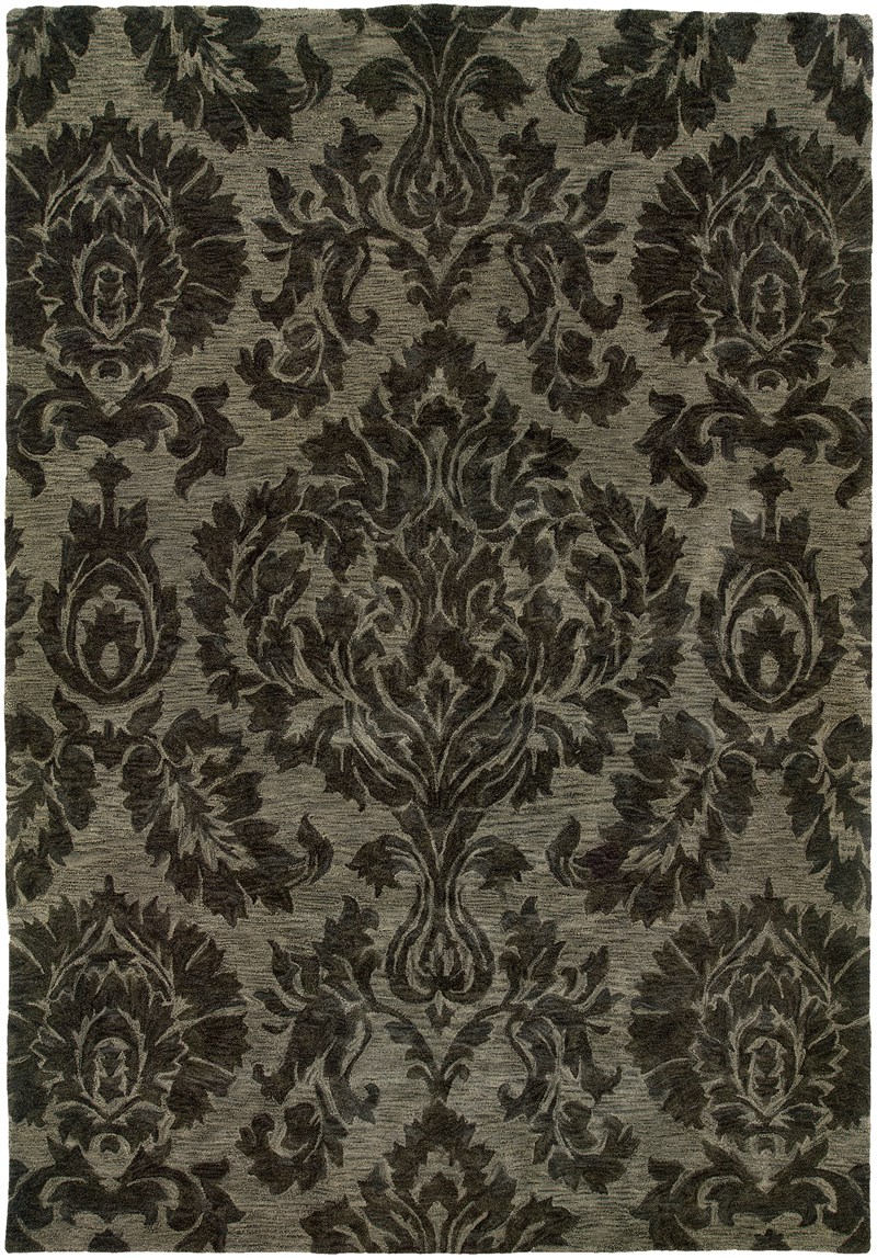 Oriental Weavers Huntley 19108 Grey Rug