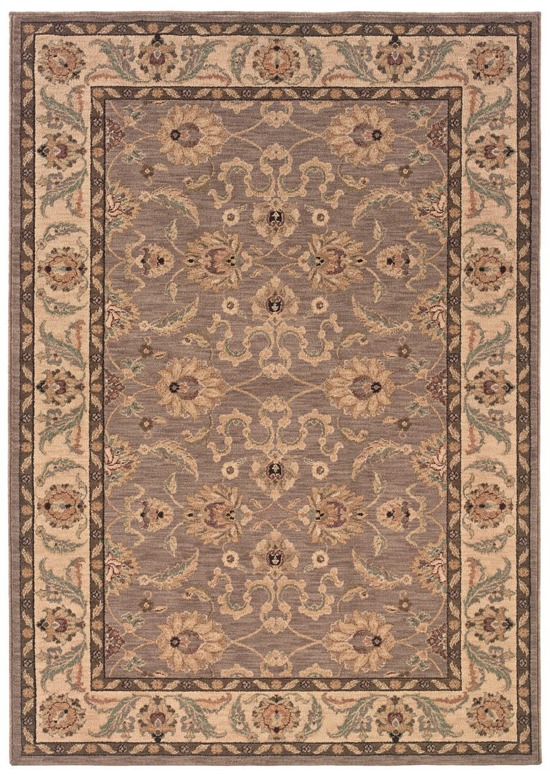 Oriental Weavers Salerno 2859f Grey Rug