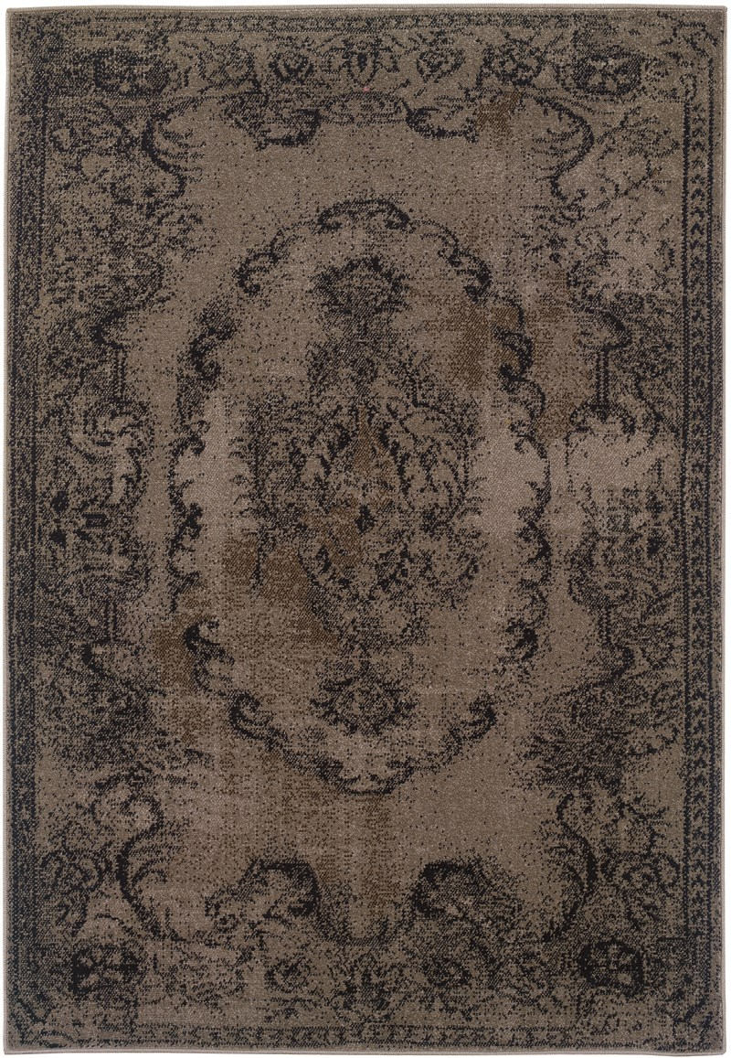 Oriental Weavers Revival 119l2 Grey Rug
