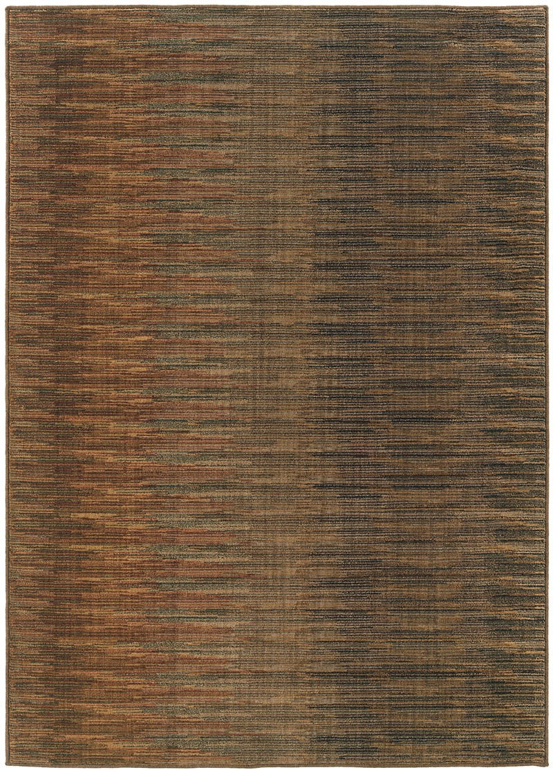 Oriental Weavers Kasbah 3951a Brown Rug