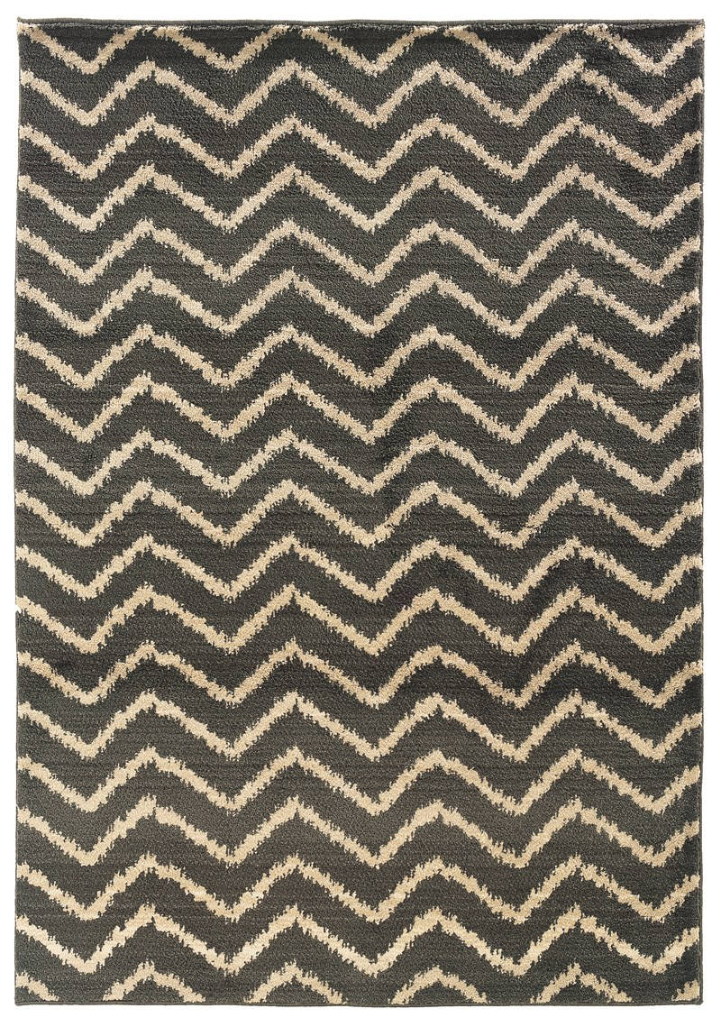 Oriental Weavers Marrakesh 5993e Grey Rug