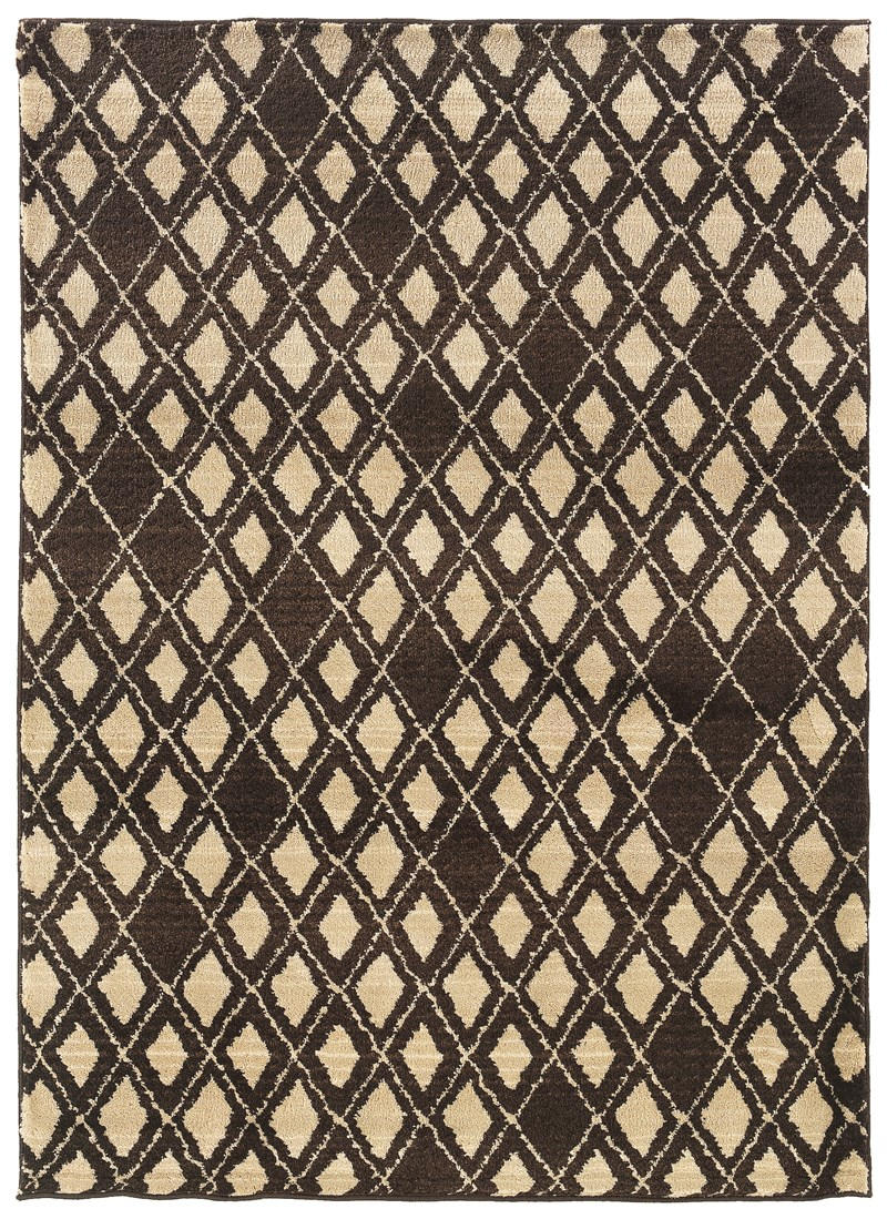 Oriental Weavers Marrakesh 5994s Brown Rug