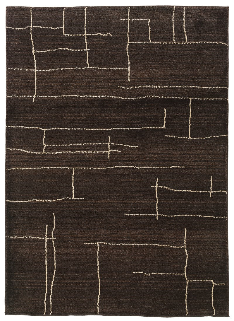 Oriental Weavers Marrakesh 8022n Brown Rug