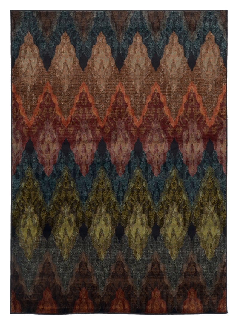 Oriental Weavers Emerson 4775a Multi Rug