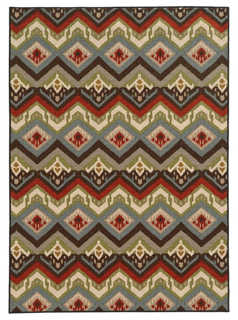 Oriental Weavers Arabella 15754 Multi Rug