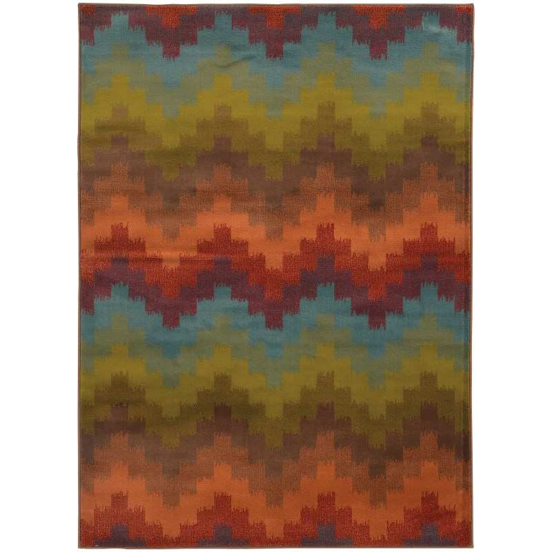 Oriental Weavers Emerson 4876b Multi Rug