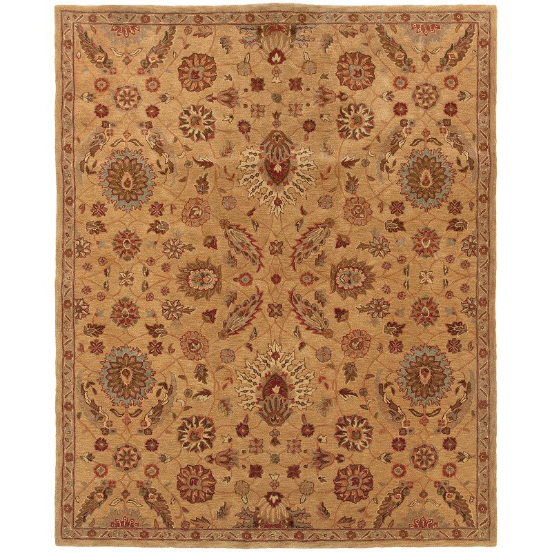 Oriental Weavers Huntley 19109 Gold Rug