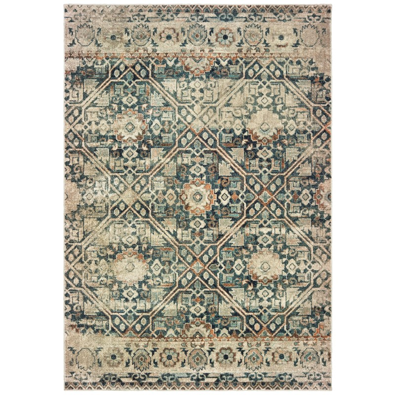 Oriental Weavers Raleigh Casual Rugs 4925l