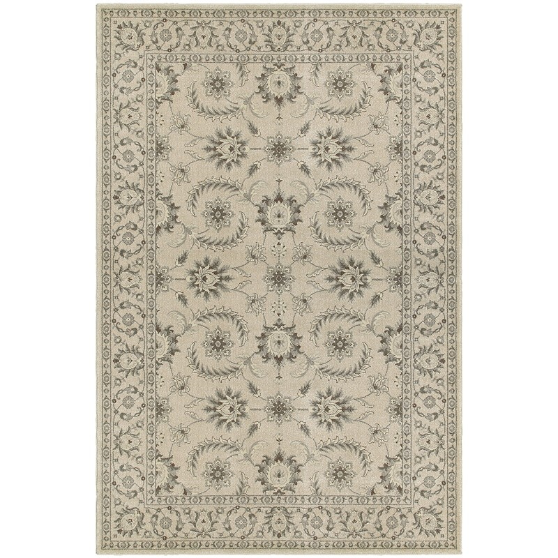 Oriental Weavers Richmond 114j3 Ivory Rug