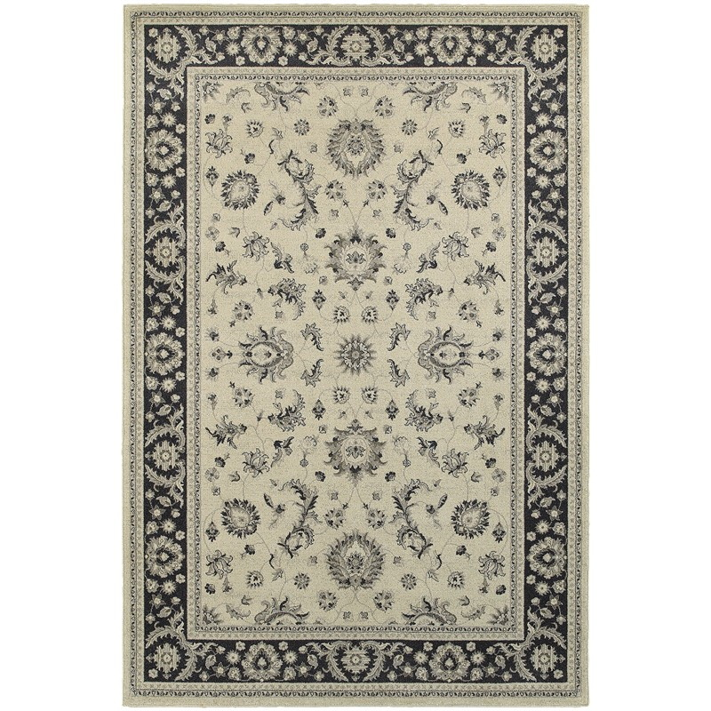 Oriental Weavers Richmond 117w3 Ivory Rug