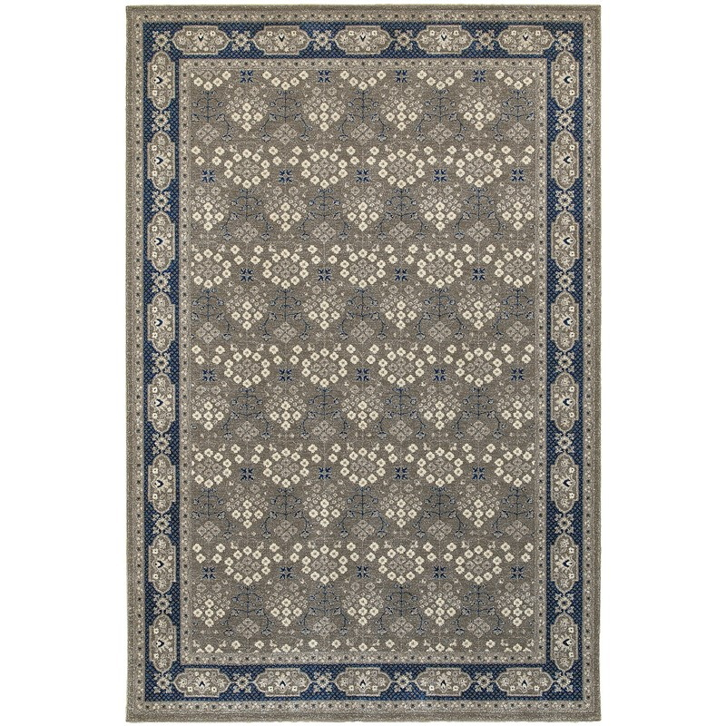 Oriental Weavers Richmond 119u3 Grey Rug