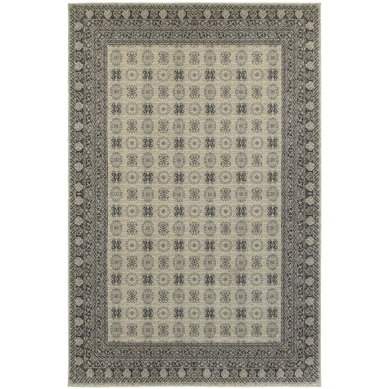 Oriental Weavers Richmond 4440S Ivory RUG