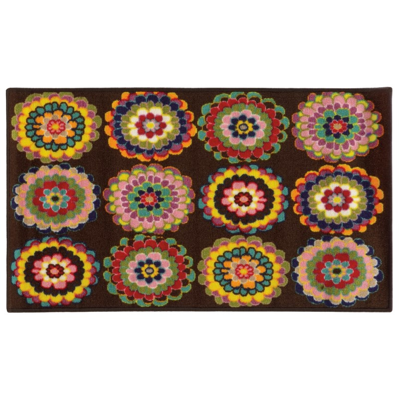Oriental Weavers Serendipity 25524 Brown Rug