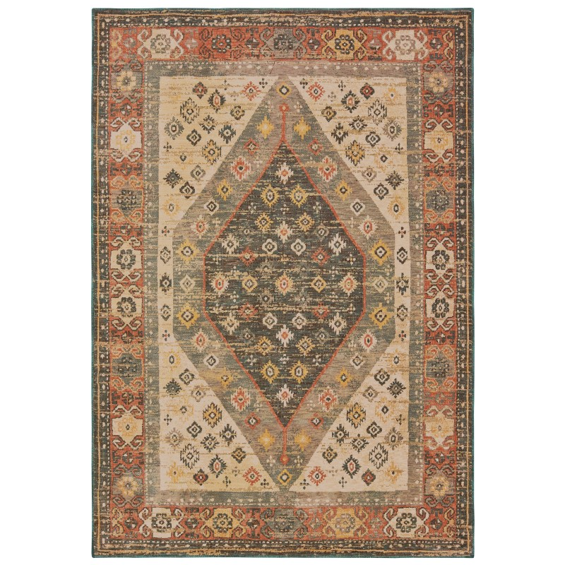 Oriental Weavers Toscana Traditional Rugs 9545d