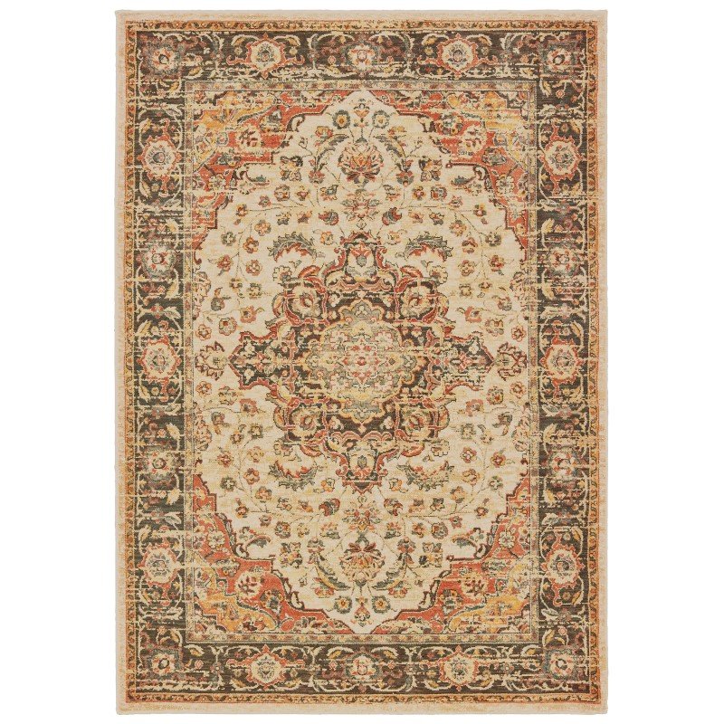 Oriental Weavers Toscana Traditional Rugs 9551a