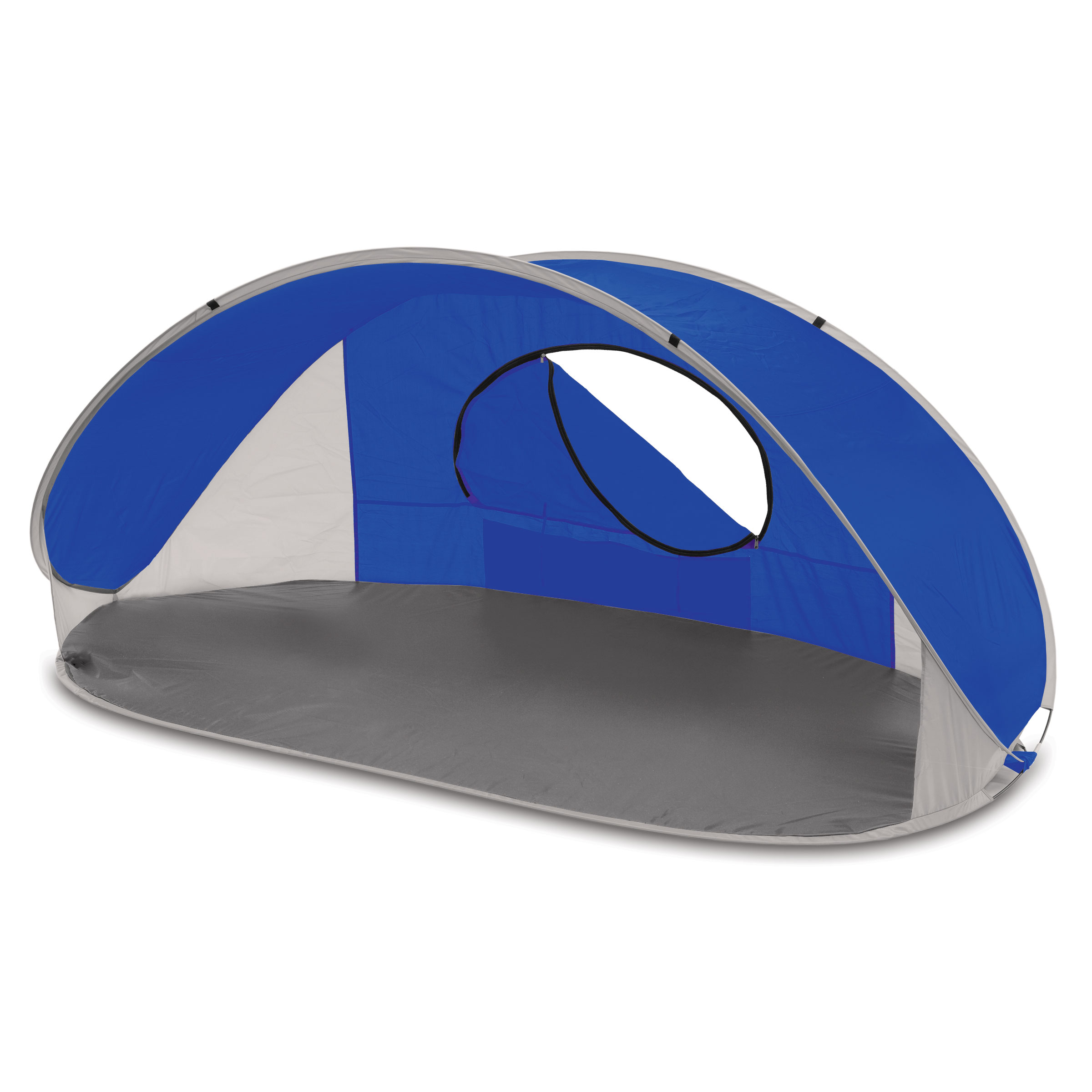 Manta Sun Shelter Blue/grey