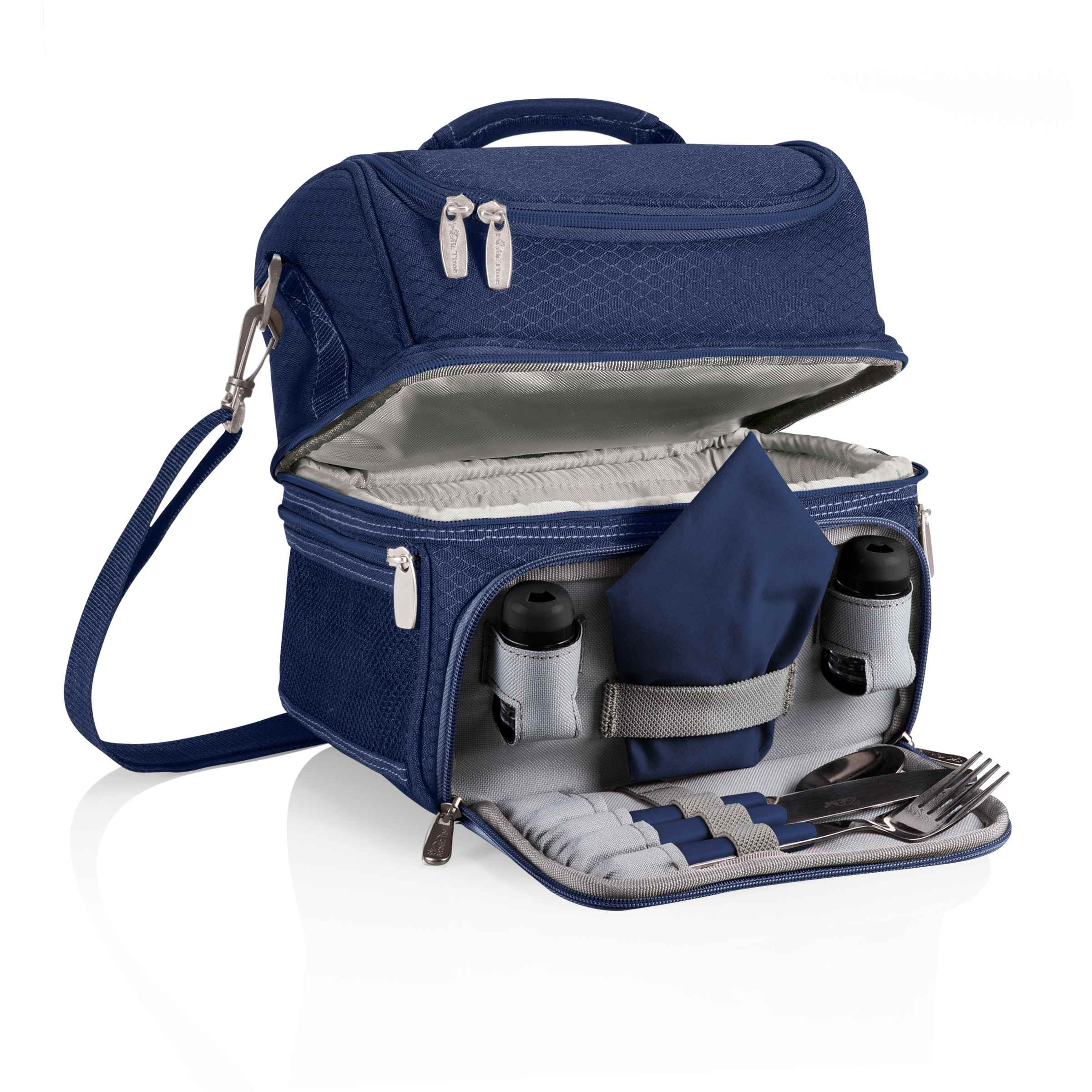 Pranzo Lunch Tote Navy