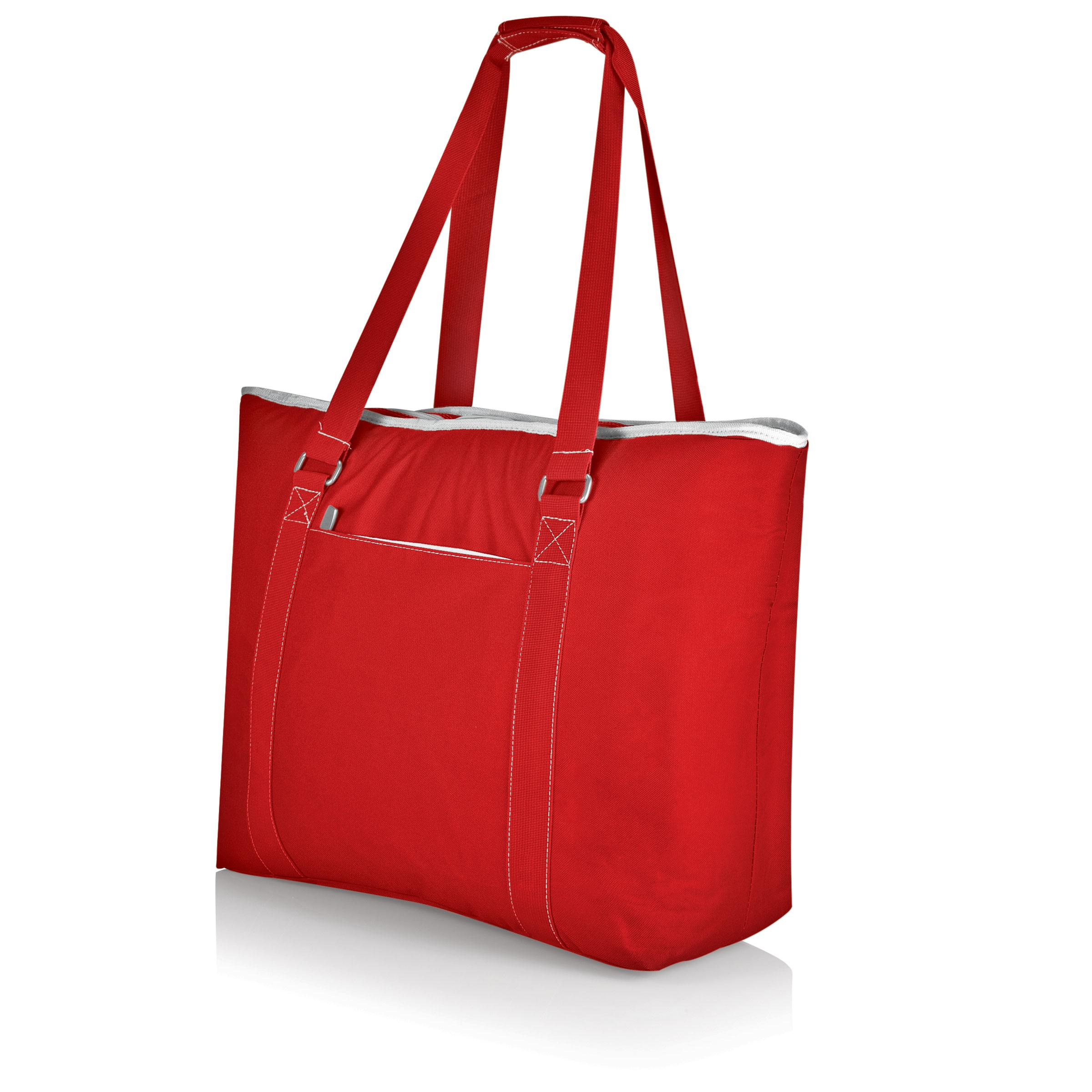 Tahoe Cooler Tote Red