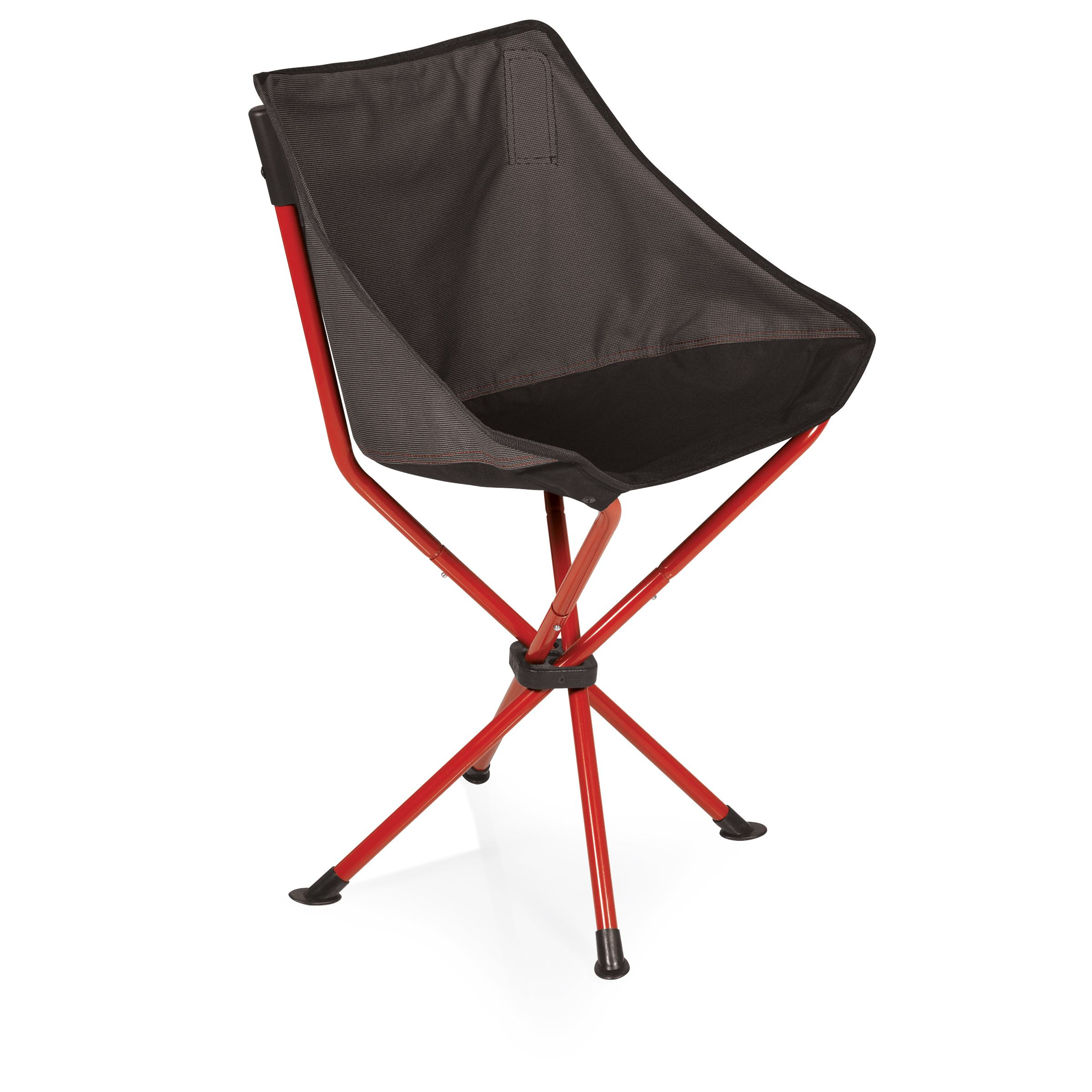 Pt-odyssey Portable Chair Grey/red