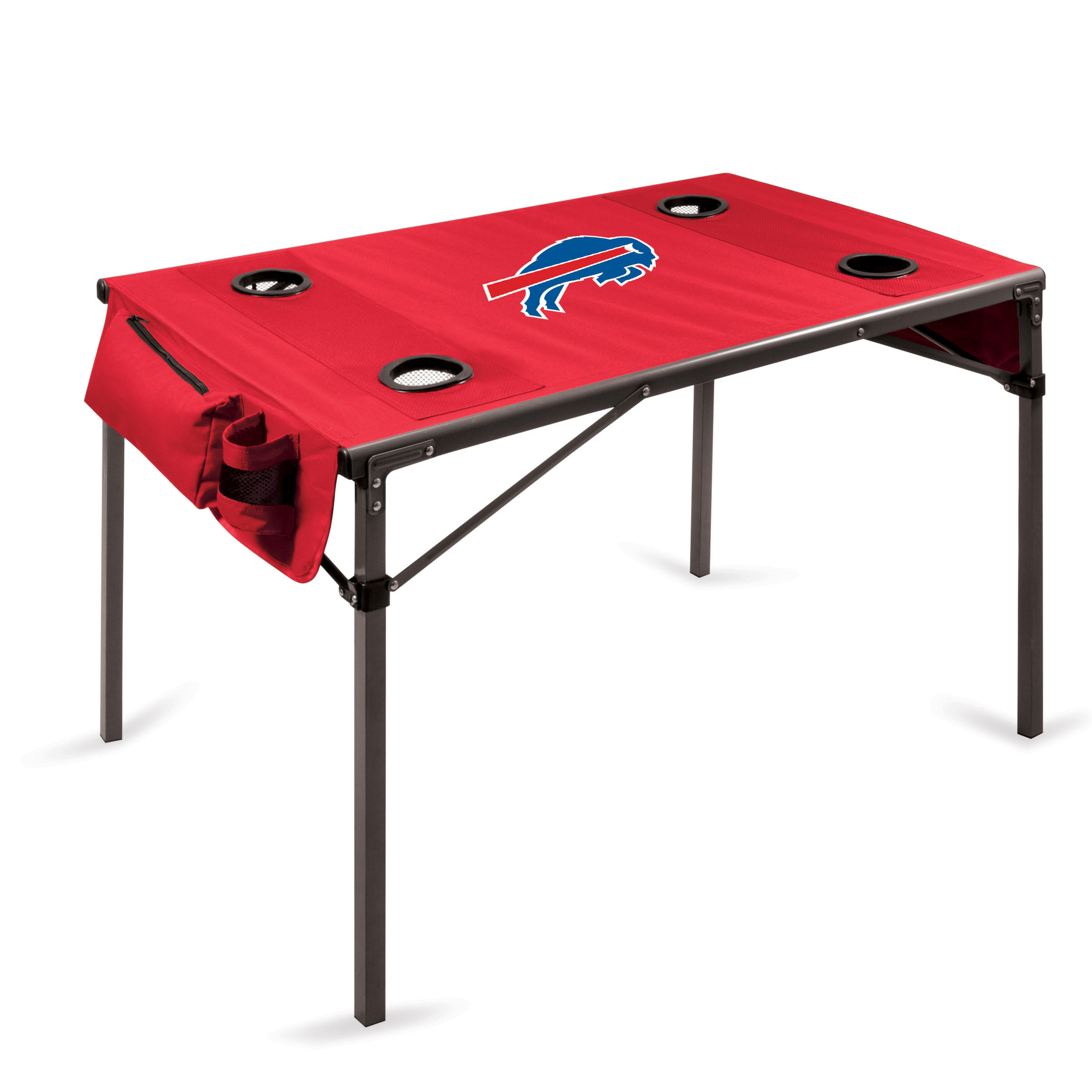 Picnic Time Nfl Travel Table Buffalo Bills