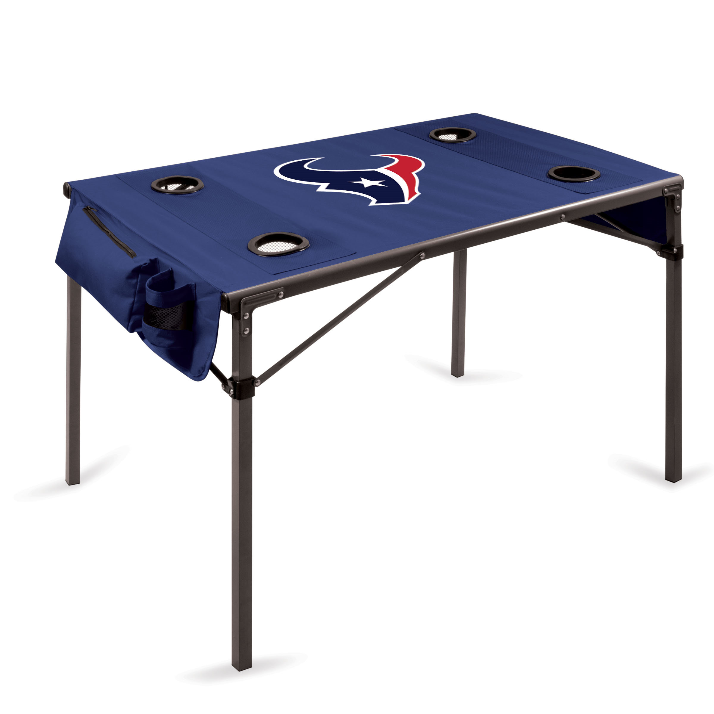 Picnic Time Nfl Travel Table Houston Texans