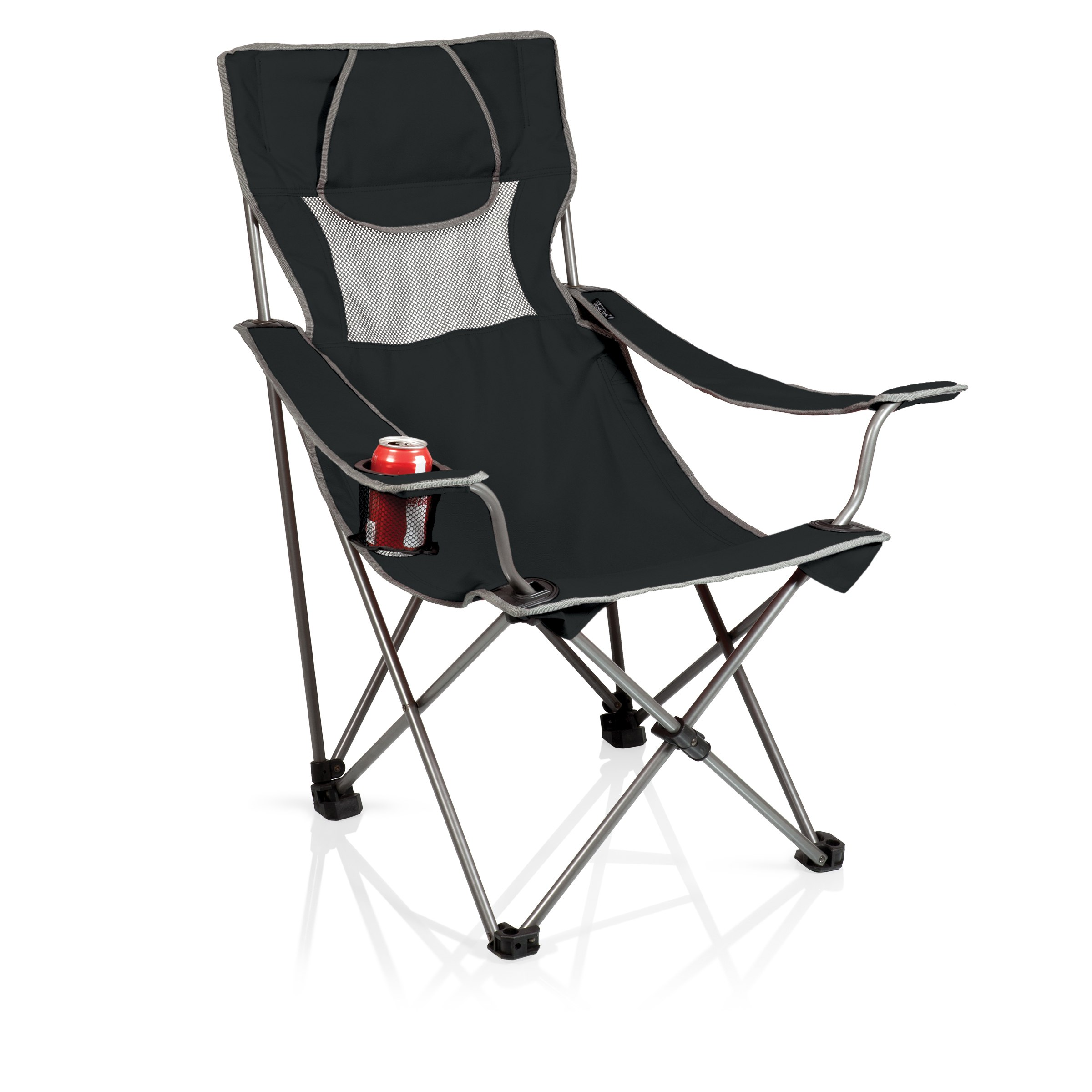 Campsite Chair Black/grey