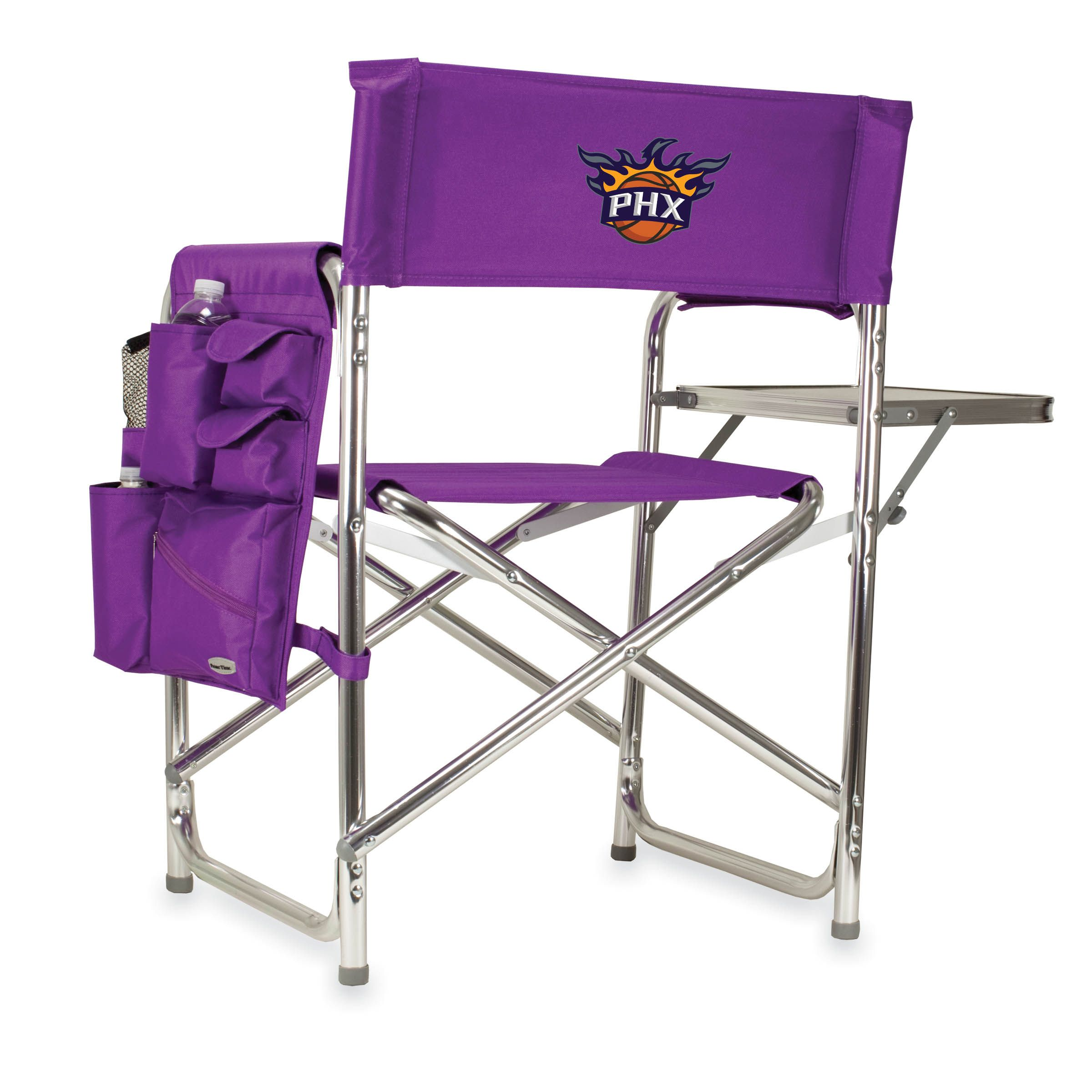 Picnic Time Nba Sports Chair Phoenix Suns