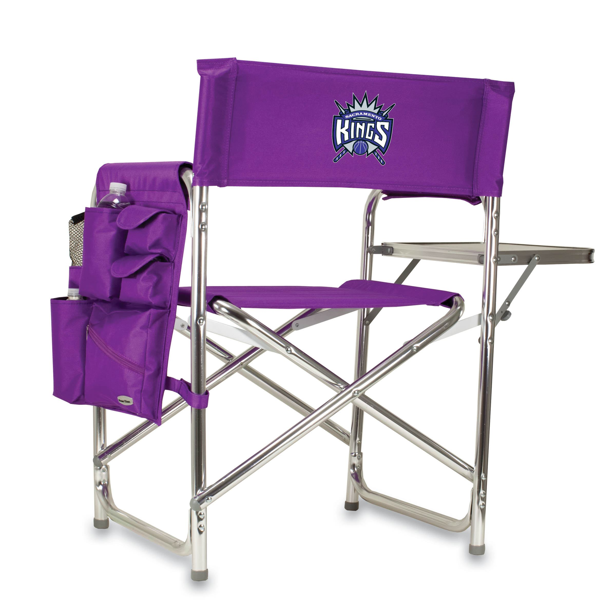 Picnic Time Nba Sports Chair Sacramento Kings
