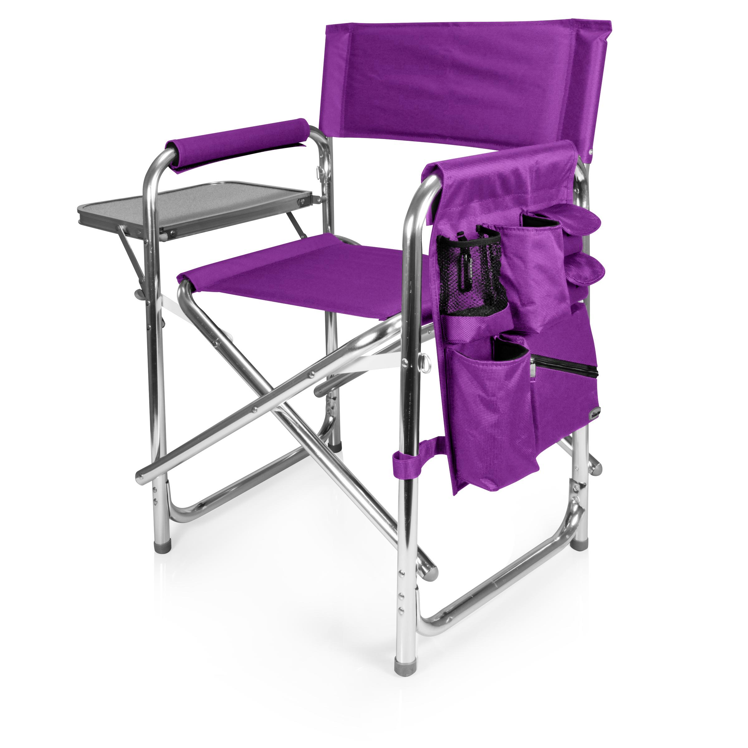 Sports Chair Purple