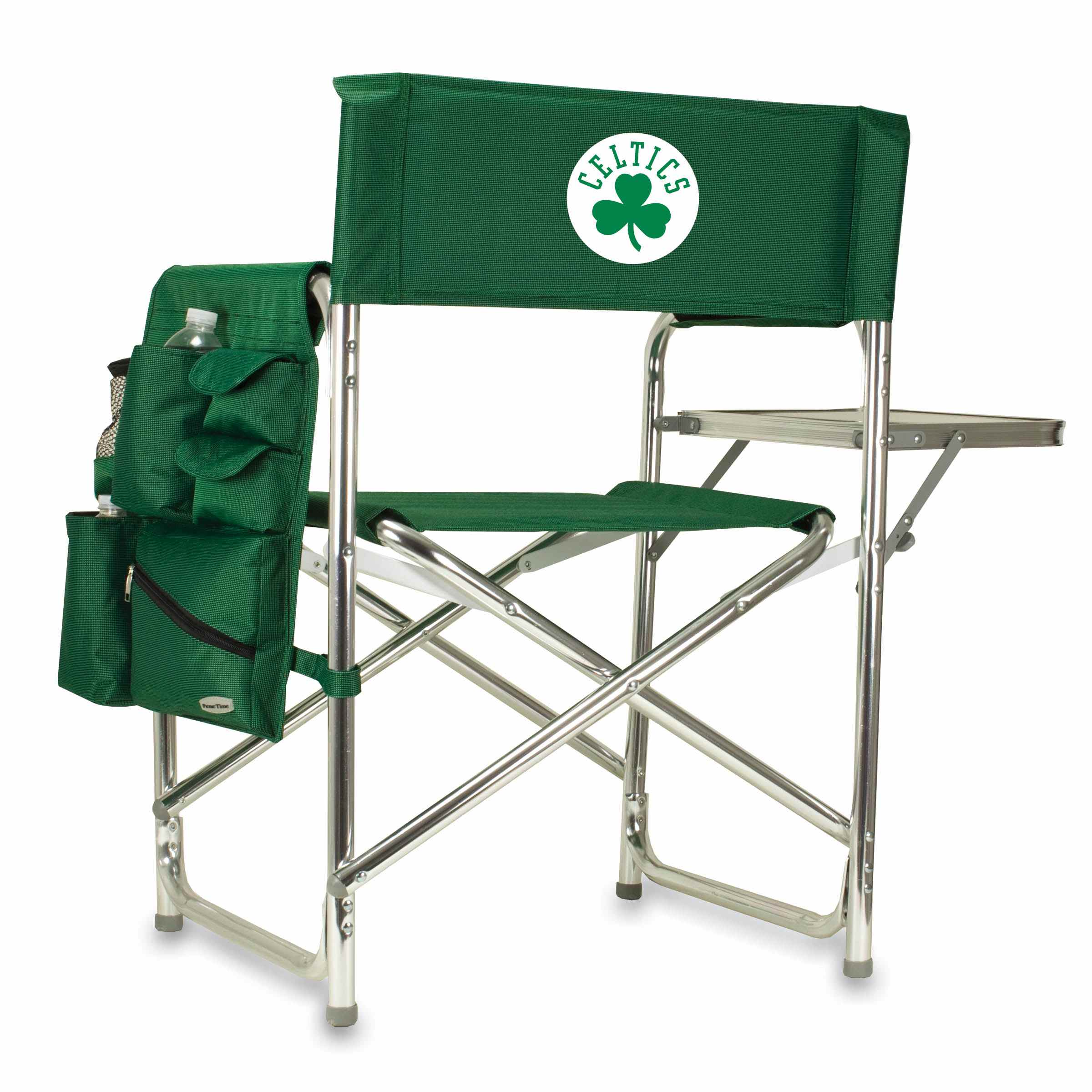 Picnic Time Nba Sports Chair Boston Celtics