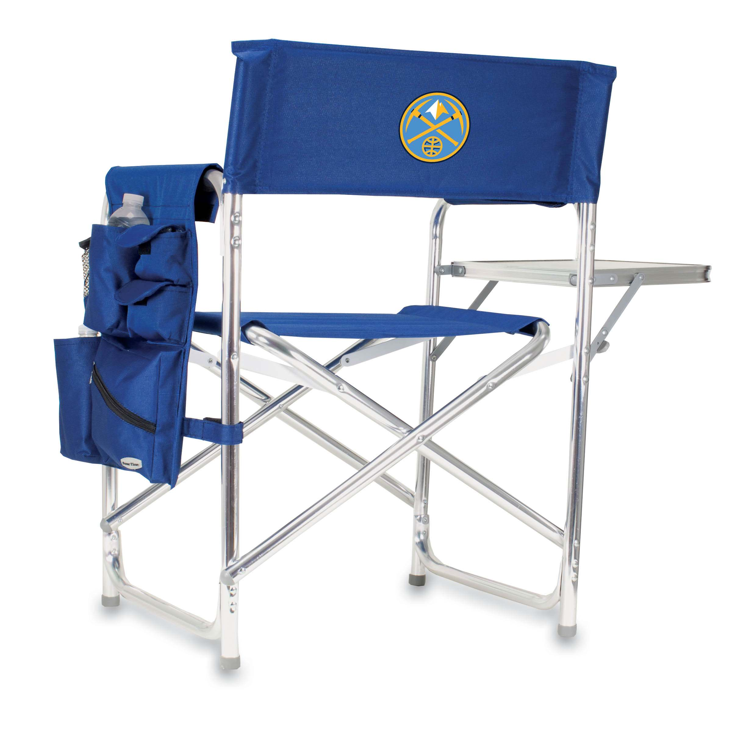 Picnic Time Nba Sports Chair Denver Nuggets