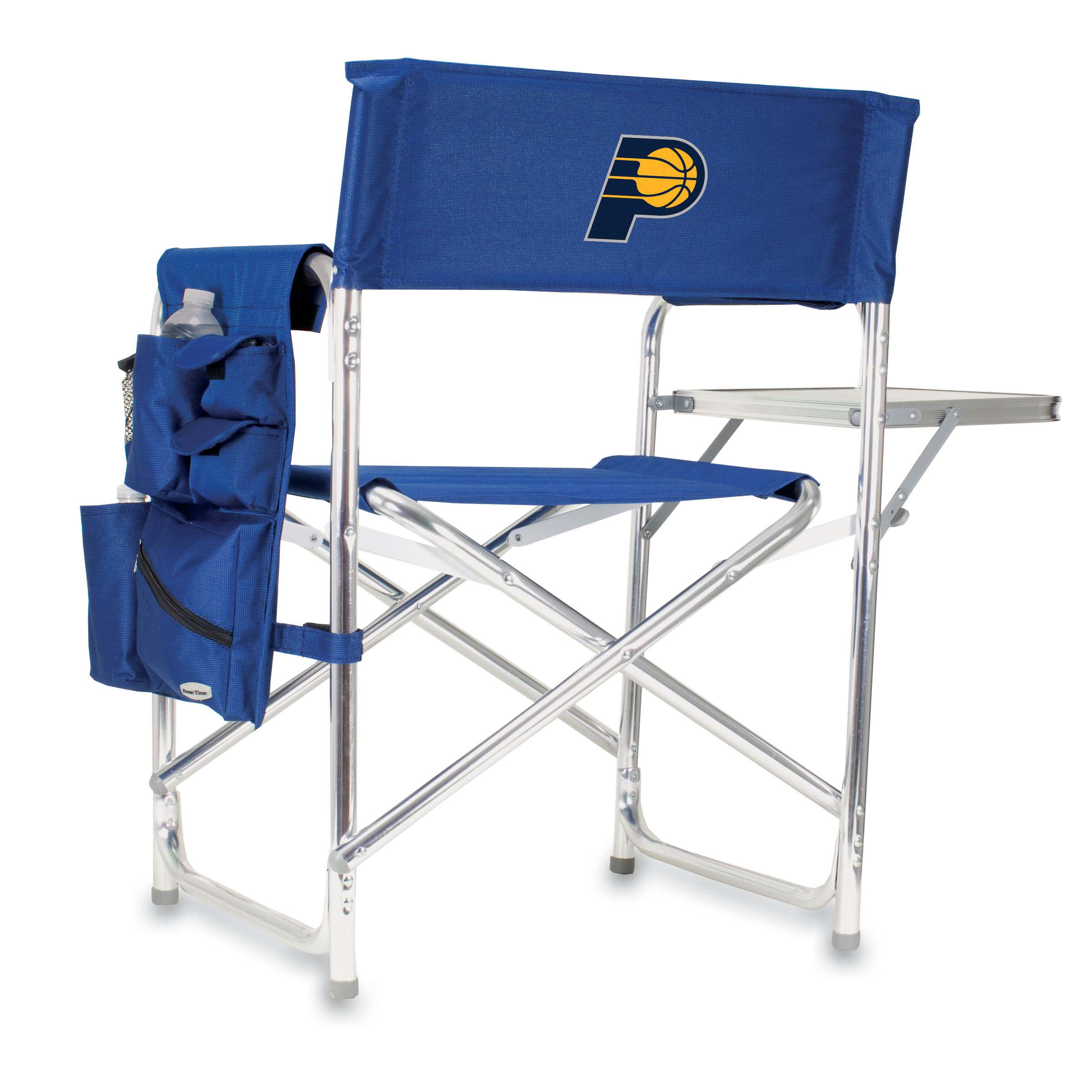 Picnic Time Nba Sports Chair Indiana Pacers