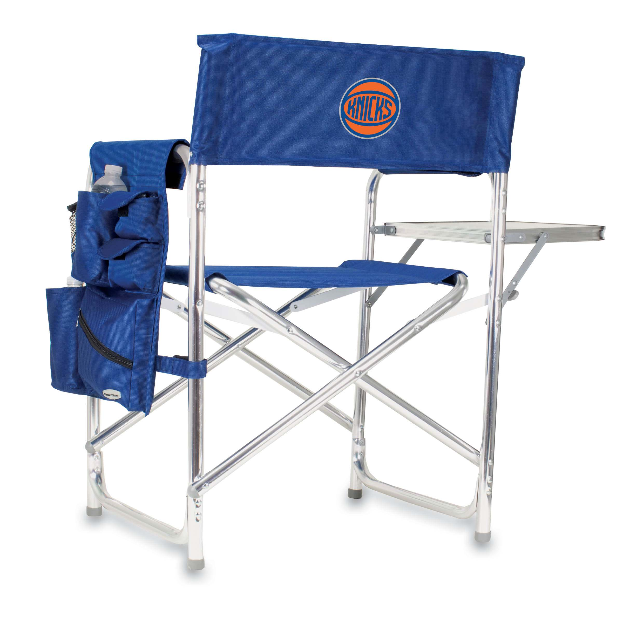 Picnic Time Nba Sports Chair New York Knicks
