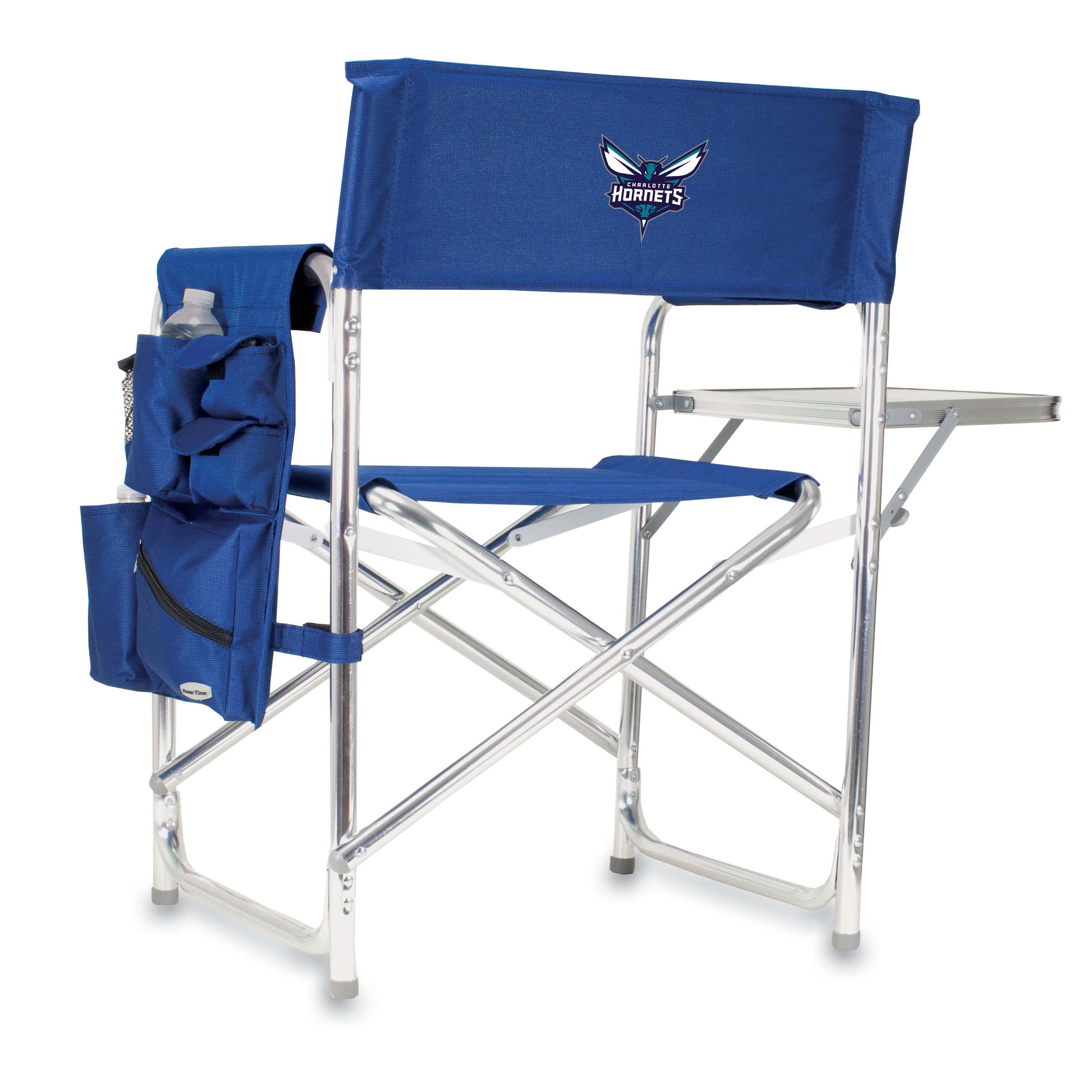 Picnic Time Nba Sports Chair Charlotte Hornets