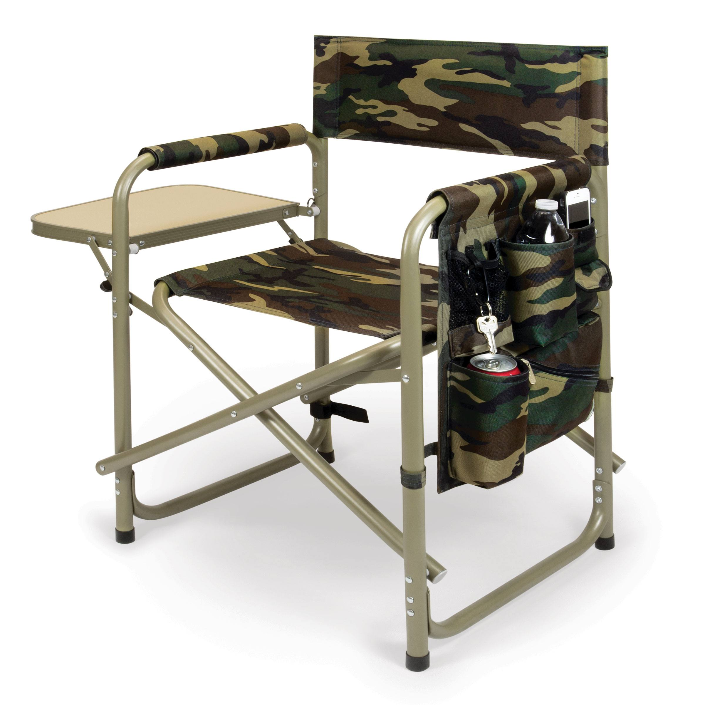 Sports Chair Camouflage