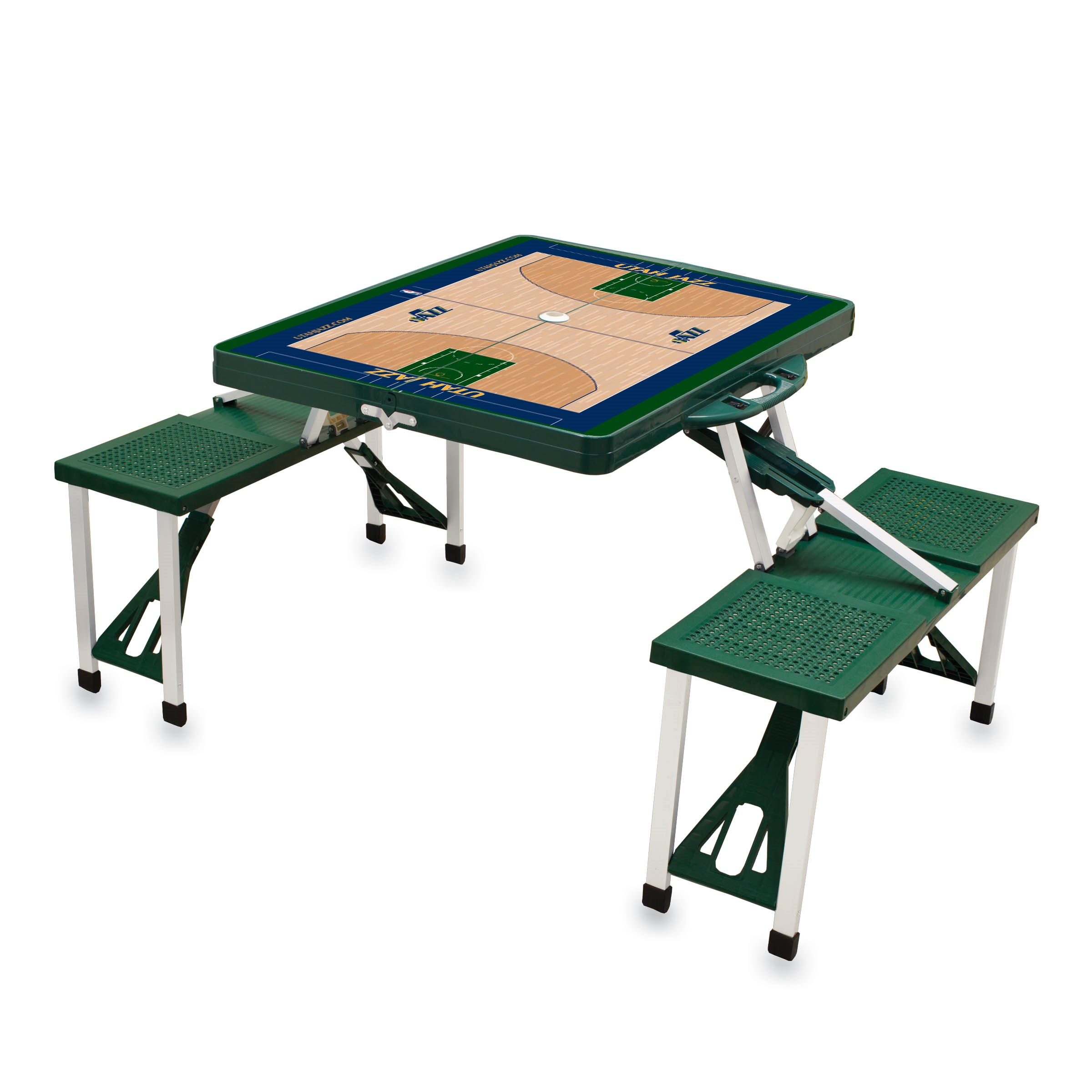 Picnic Time Nba Picnic Table Sport Utah Jazz