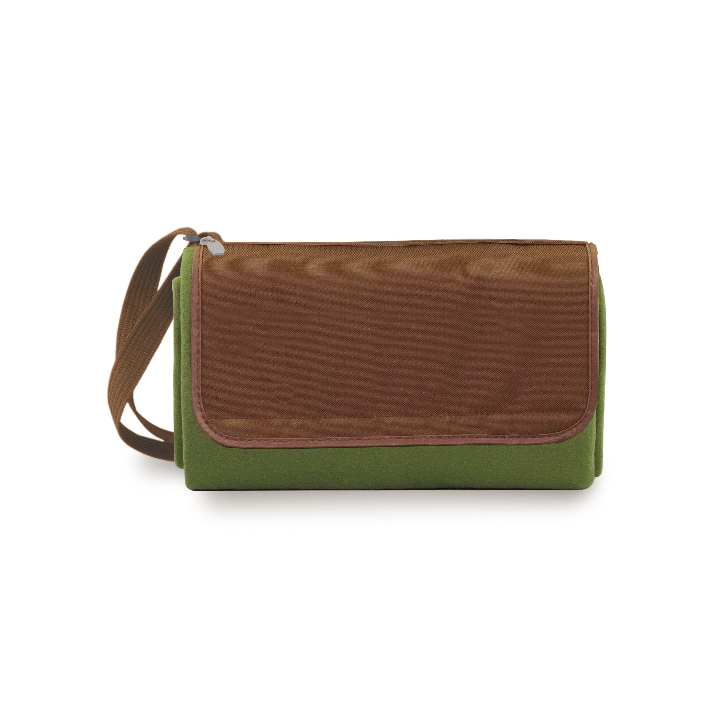 Blanket Tote Pine Green/brown