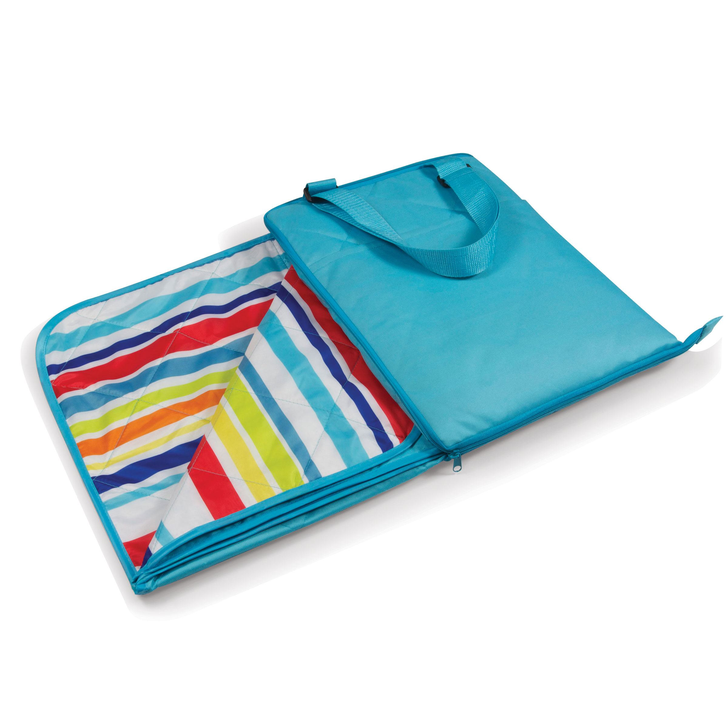 Vista Outdoor Blanket Aqua Blue
