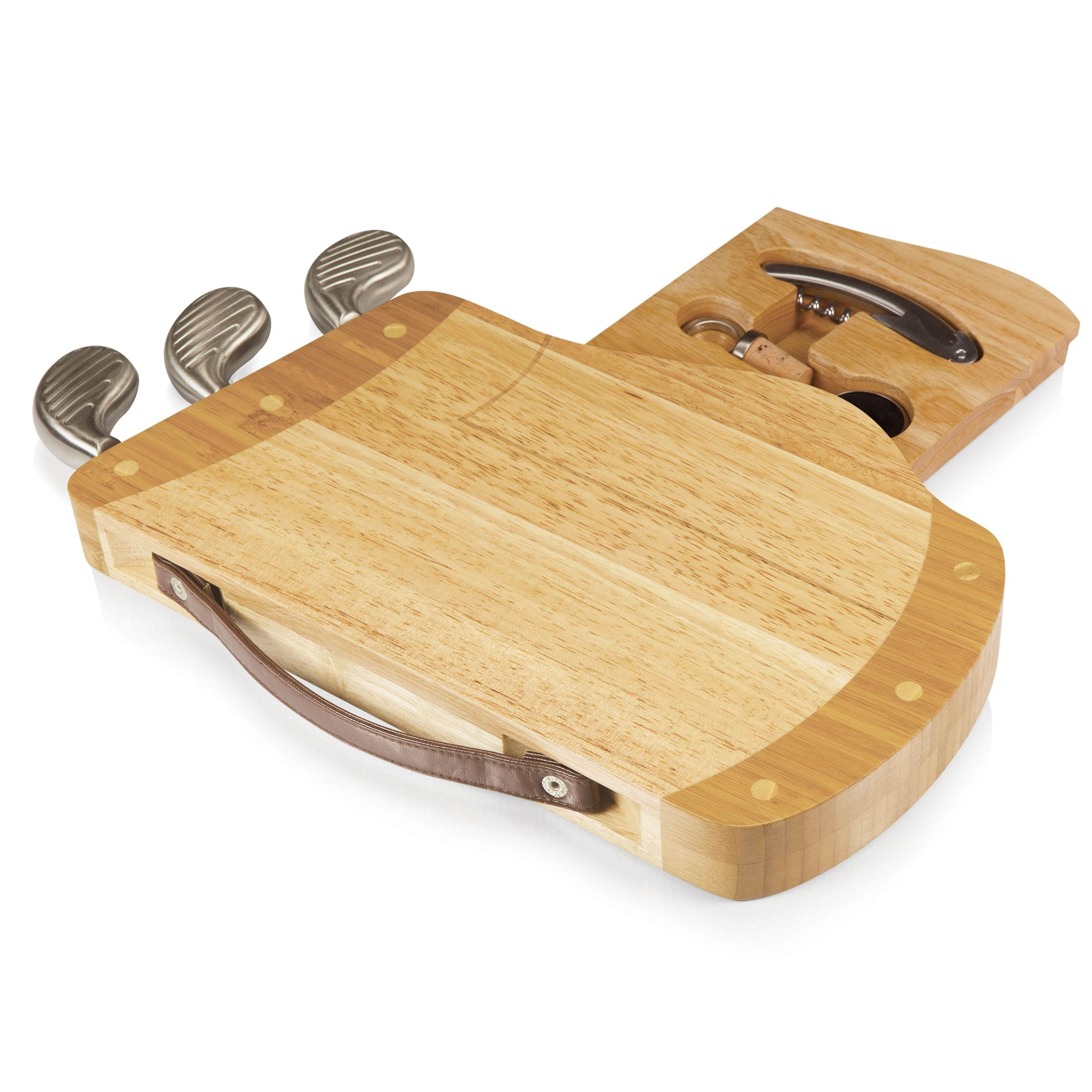 Caddy Cheese Board And Tools Set