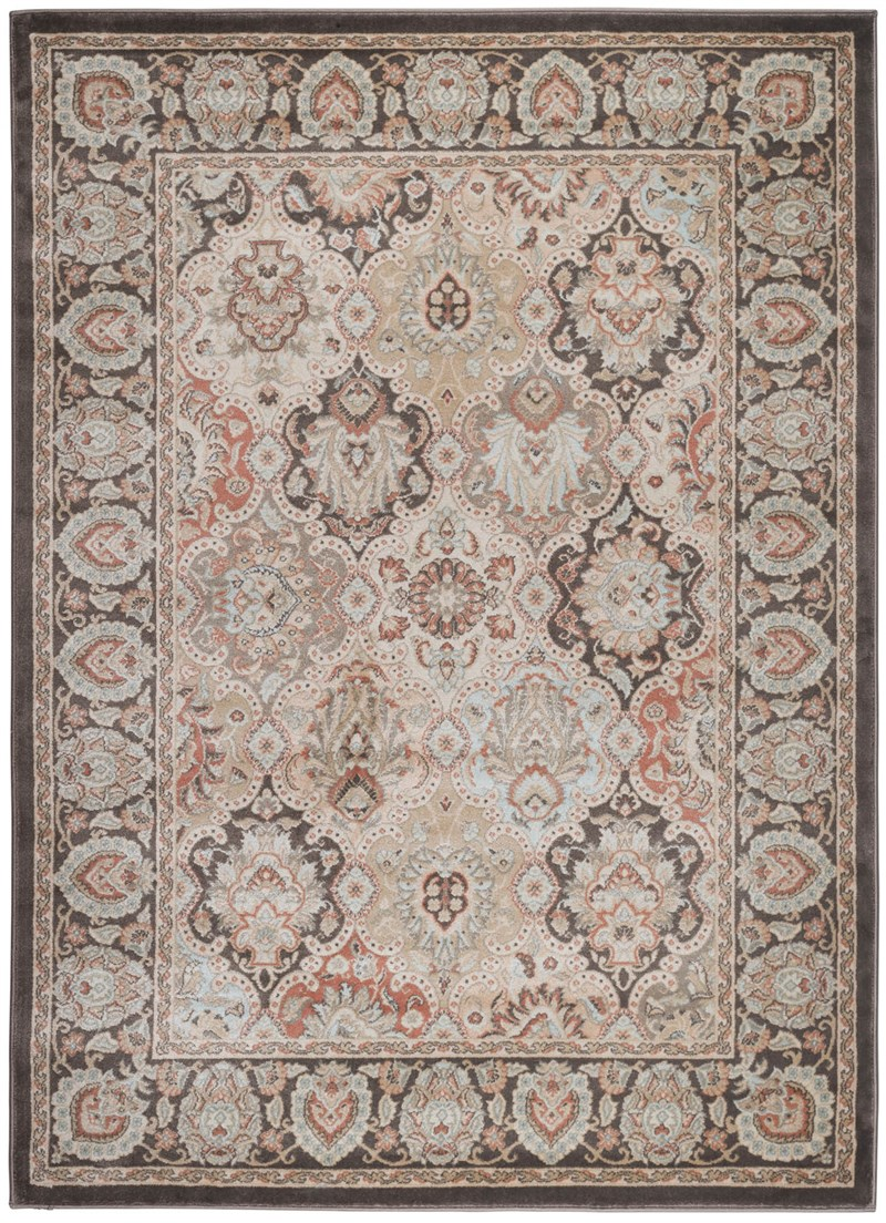 Radici Usa Garda 3802 Brown Traditional Rug