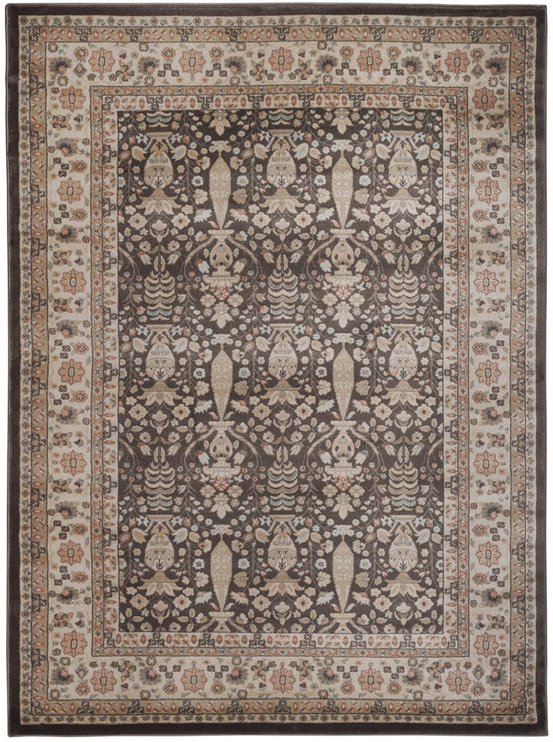 Radici Usa Garda 3812 Brown Traditional Rug