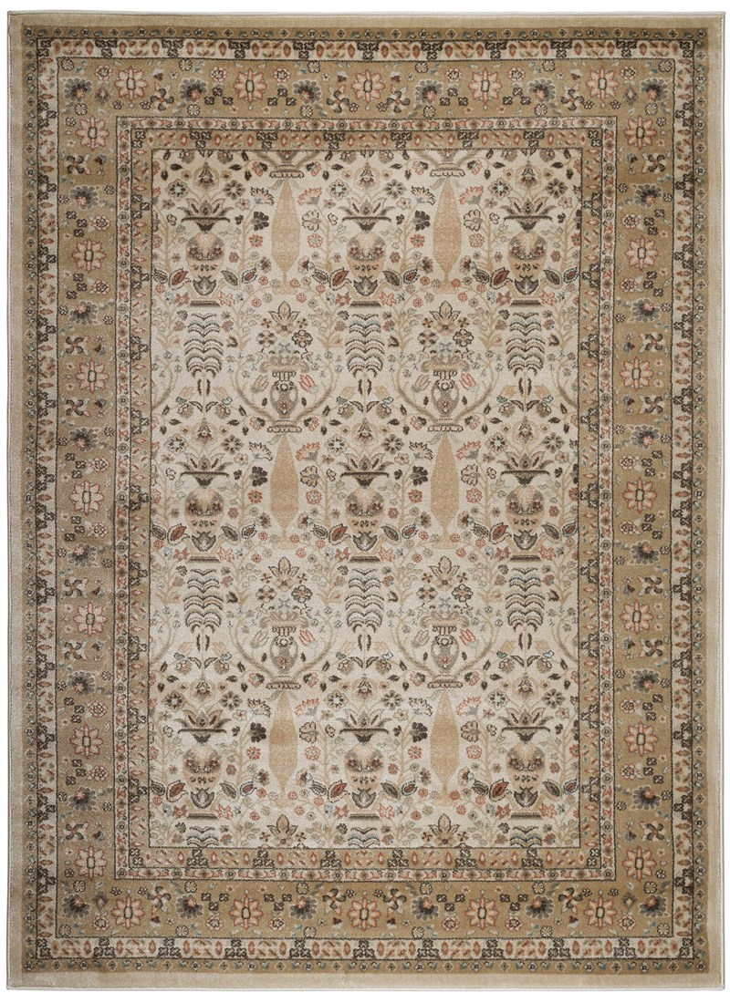 Radici Usa Garda 3812 Cream Traditional Rug