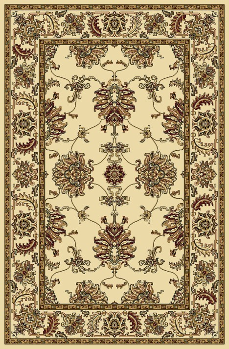 Radici Usa Noble 1330 Ivory Traditional Area Rug